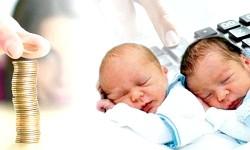 Які виплати і строки декрету покладені мамам двійні