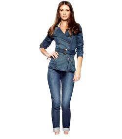 Якими мають бути модні джинси 2011?