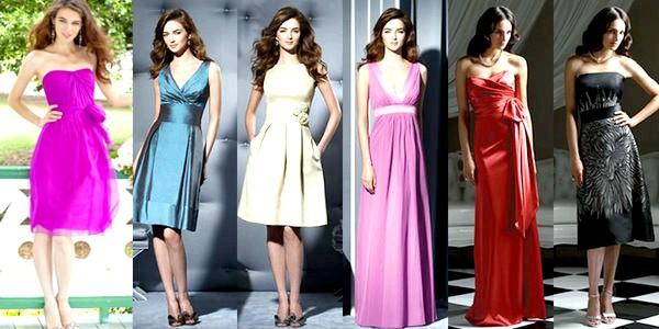 Яке плаття не можна вибирати для свідка нареченої