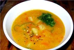 Картопляний суп фото
