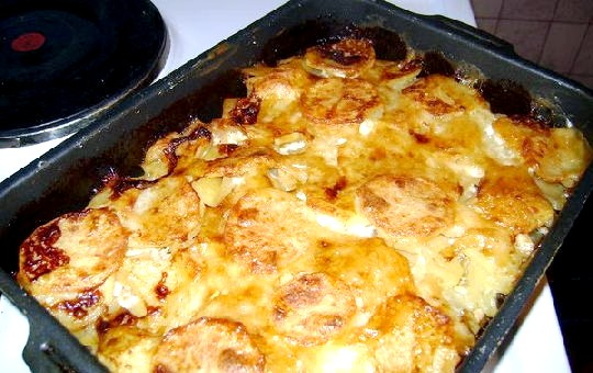 Картопля по французьки фото