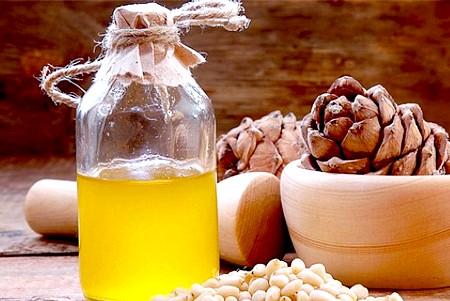 Кедрова олія