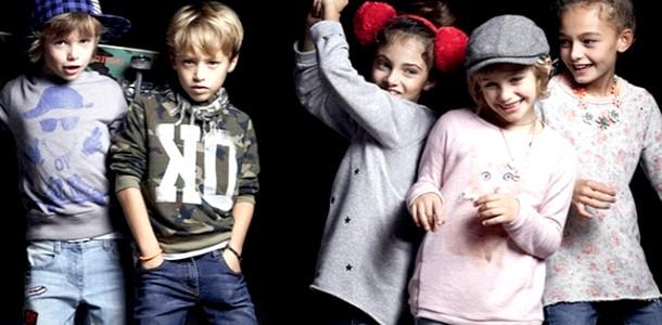 Kids Fashion: дитяча колекція Benetton осінь-зима 2014-2015