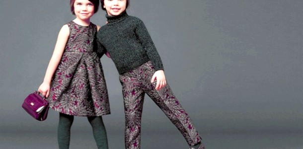 Kids Fashion: дитяча колекція Dolce & Gabbana осінь-зима 2014-2015