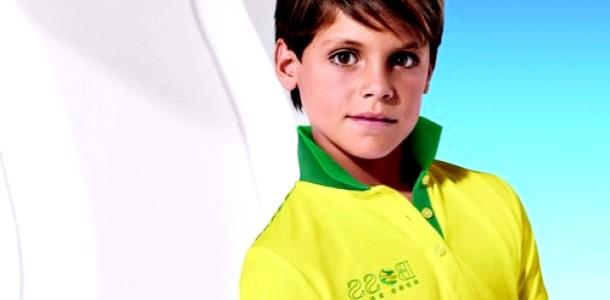 Kids Fashion: футбольна колекція від Boss Kids (ФОТО)