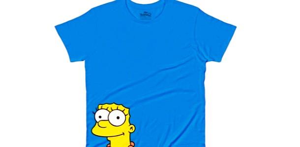 Kids Fashion: колекція футболок в честь 25-річчя мультика Сімпсони (ФОТО)