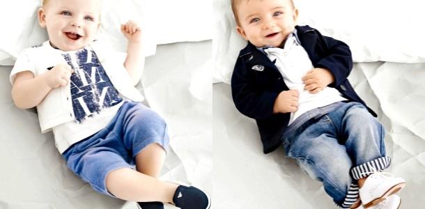 Kids Fashion: літня колекція Armani Junior 2014 (ФОТО)