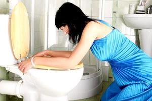 Коли починається токсикоз при вагітності
