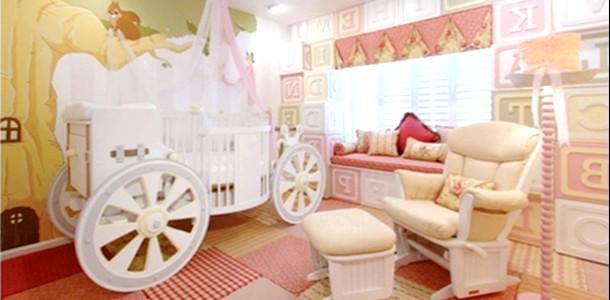 Кімната для доньки: чарівні ідеї (ФОТО)