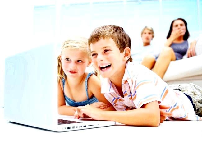 Комп'ютерні ігри розвивають мозок дитини