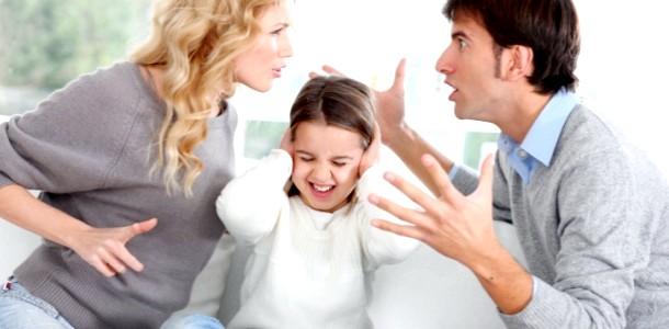 Конфлікти між батьками і діти
