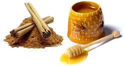 Кориця з медом для схуднення