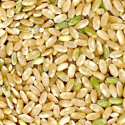 Коричневий (неочищений) рис