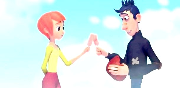 Короткометражний мультфільм «На парковці» (ВІДЕО)