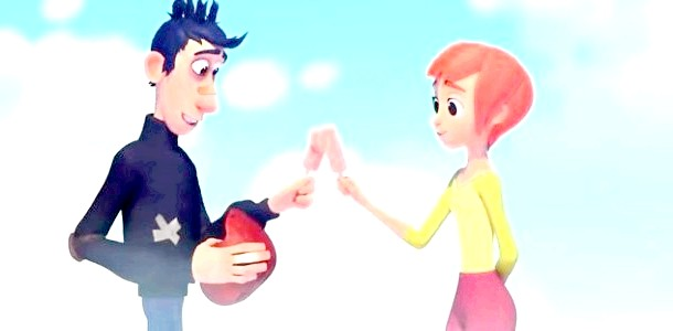 Короткометражний мультфільм від студії Pixar Robby (ВІДЕО)