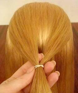 Гарна зачіска для дівчинки. Майстер клас