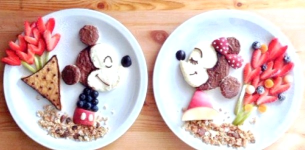 Креативні ідеї сніданків для малюка (ФОТО) фото