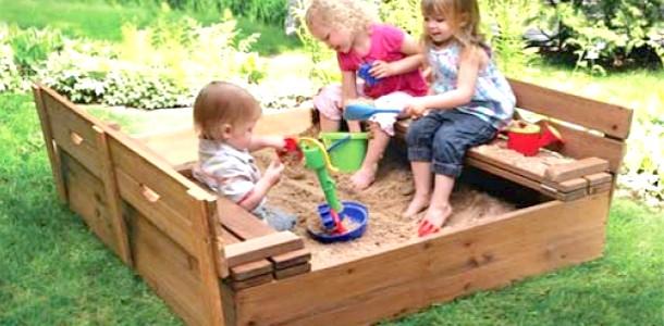 Креативні пісочниці для малюків (ФОТО)