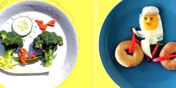 Креативні сніданки для дітей (ФОТО)
