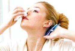 Кров з носа при вагітності