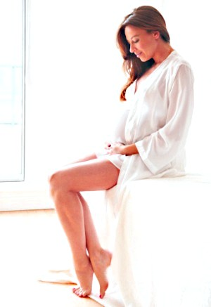 Кров'яні виділення при вагітності