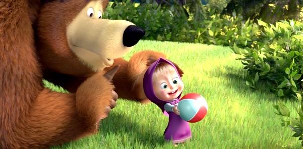Крилаті вирази з мультика «Маша і Ведмідь» (ВІДЕО)