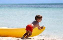 Куди найкраще поїхати на літо з дитиною?