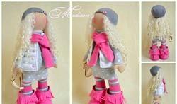 Ляльки з тканини своїми руками фото
