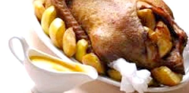 Кулінарні секрети: як смачно готувати качку (відео) фото