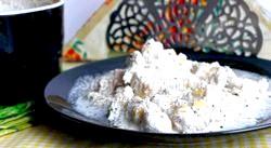 Куряче філе в сметанно-сирному соусі. Рецепт з покроковими фото