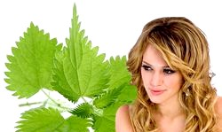 Лікування волосся травами