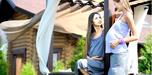 Літня вагітність: підбираємо стильний гардероб