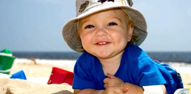 Літо червоне - для шкіри малюків небезпечне?
