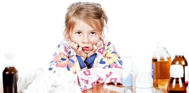 ЛОР-захворювання: коротка шпаргалка педіатра