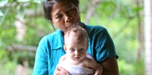 Лотосове народження дитини на Балі: історія мами фото