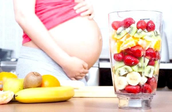 Краще харчування на ранніх термінах вагітності
