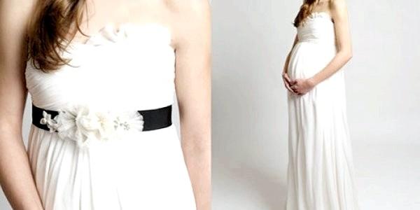 Кращі сукні для нареченої з животиком (ФОТО)