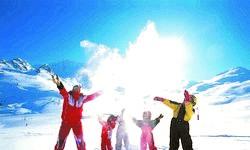 Кращий відпочинок на гірськолижному курорті