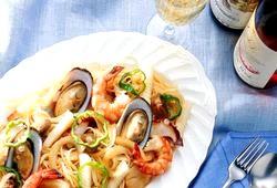 Макарони: італійські пристрасті на російській кухні фото