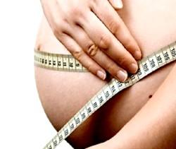 Маленький живіт при вагітності