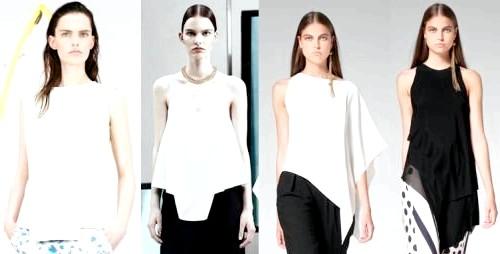 Mama beauty: модна асиметрія (відео)