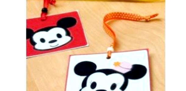Майстер-клас: іменні сумки Міккі і Мінні