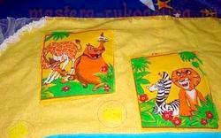 Майстер клас з пошиття дитячого килимка