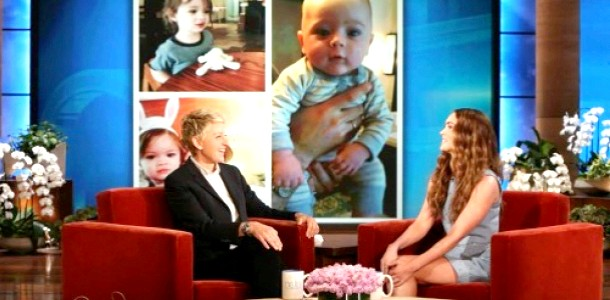 Меган Фокс вперше показала новонародженого сина (ФОТО, відео) фото