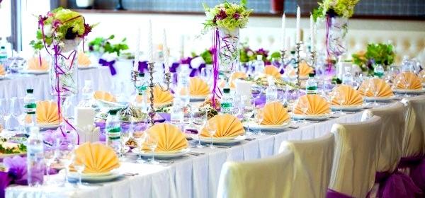 Меню для весілля: корисні поради та смачні рецепти (відео)