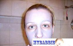 МК з Приготування маски для лица