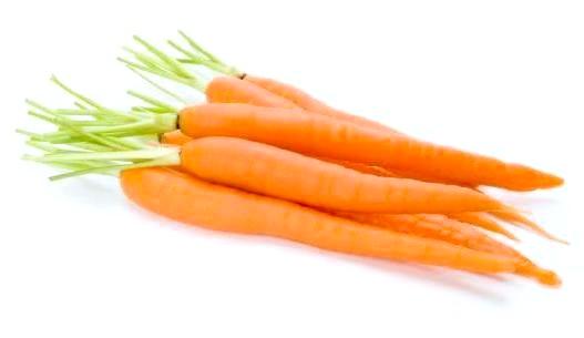 Морква: користь і шкода