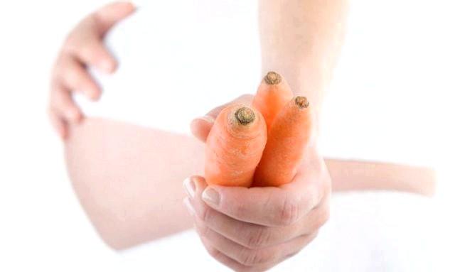Морква під час вагітності