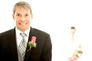 Чоловік перед весіллям
