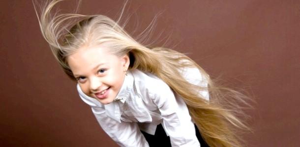 На дитячому Євробаченні-2012 перемогла українка Настя Петрик
